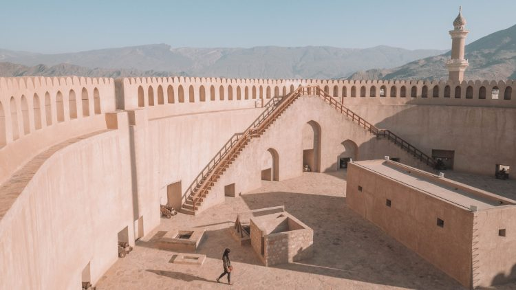 nizwa-fort-oman-travelling-the-world-solo-travel-blog