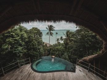 Cempedak Island, Indonesia