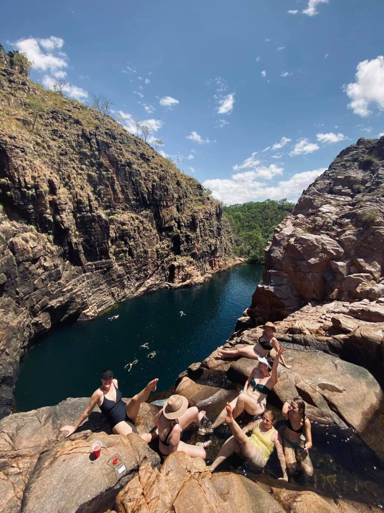 Maguk-Waterfall-Kakadu-National-Park-Darwin-Northern-Territory-Australia-Travel-Blog
