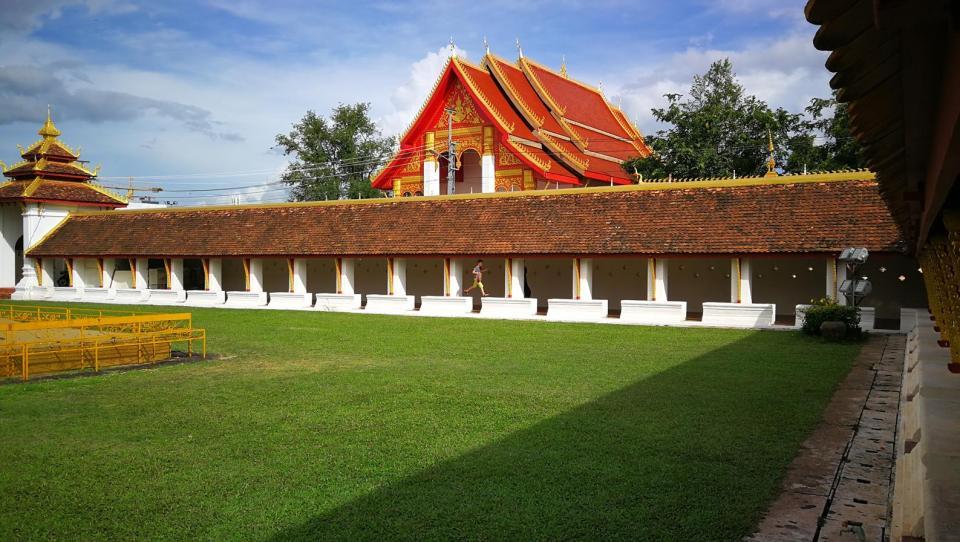 Tuin That Si Luang Vientiane aanrader