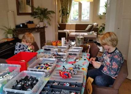 sorteren LEGO
