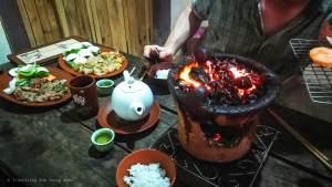 Phong Nha hot pot