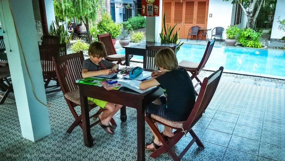 interview leerplicht, reizen met kinderen