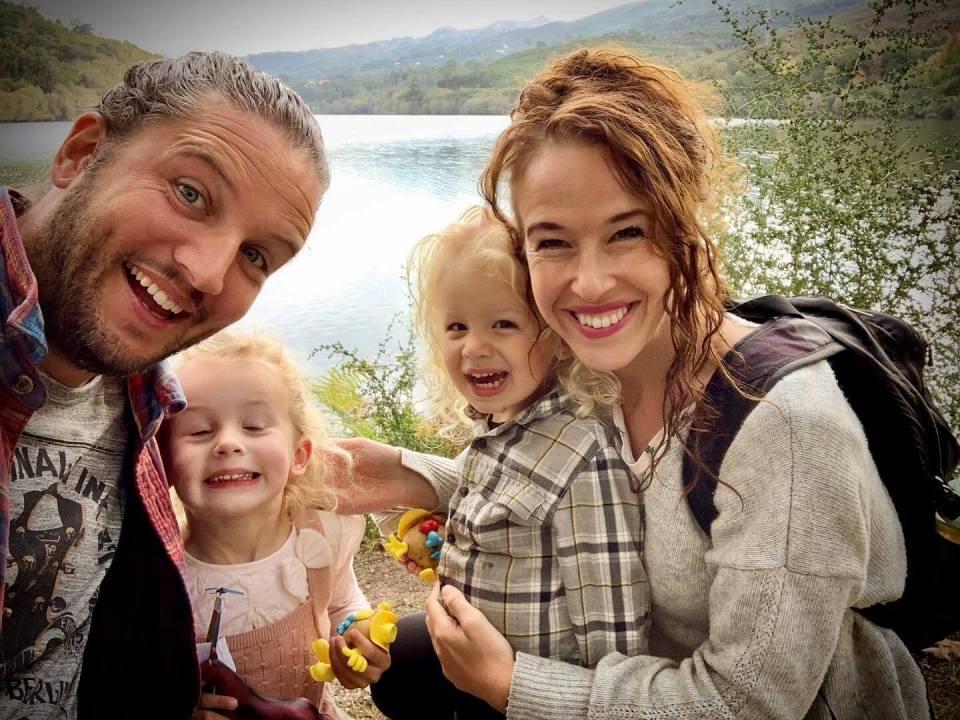 reislustige gezinnen, manfred and the fam, reizen met kinderen, wereldreis