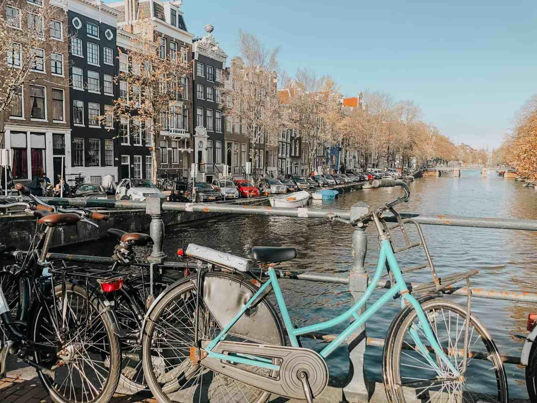 Free walking Tour in Amsterdam