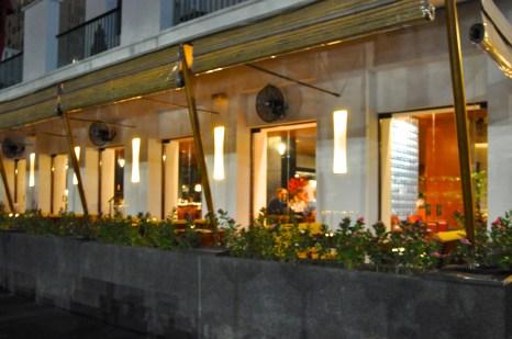 The Scala restaurant