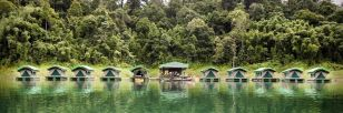 Elephant Hills Camp in Khao Sok National Park