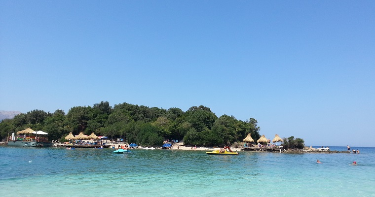 A very relaxing week in Ksamil