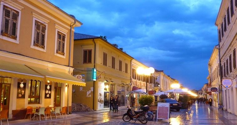 A short stay in Shkodra