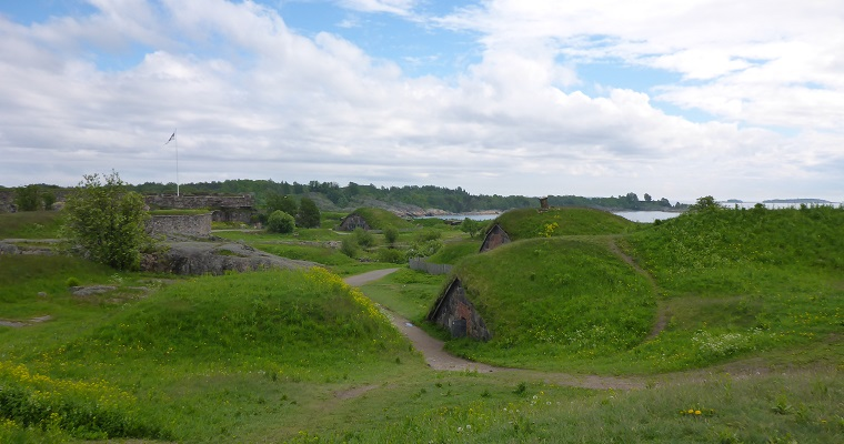 Compound experiences at Suomenlinna Sea Fortress