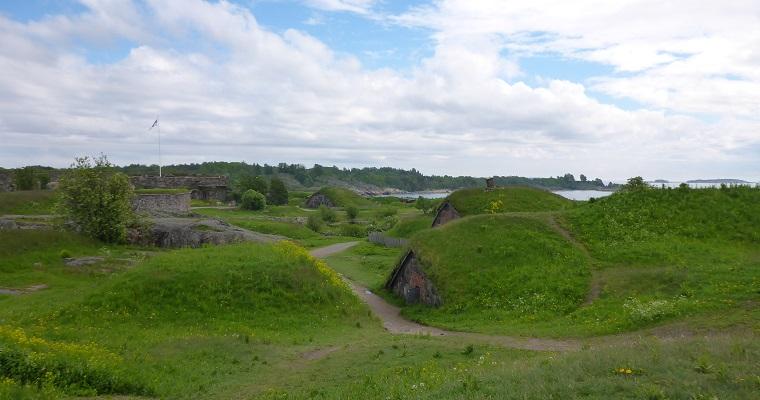 Compound experiences at Suomenlinna Sea Fortress