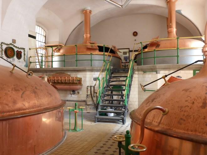 Eggenberg brewery in Cesky Krumlov 2