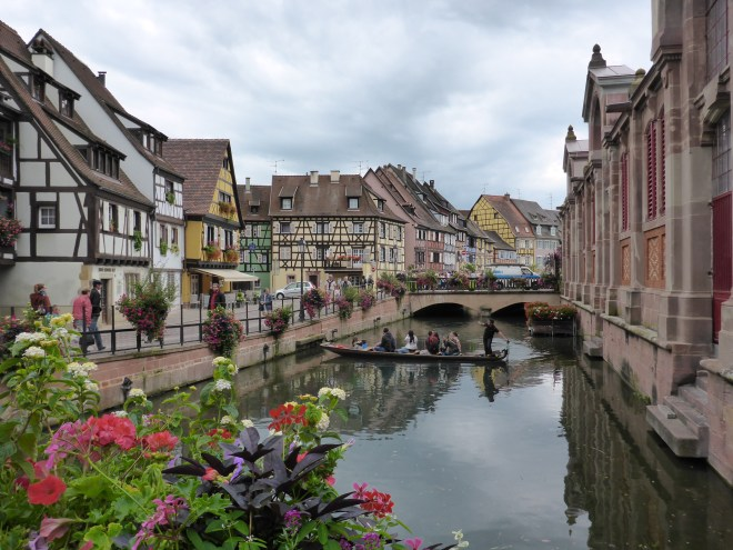 Little Venice in charming Colmar 1