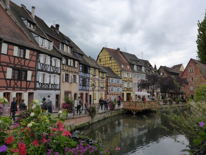 Little Venice in charming Colmar 2