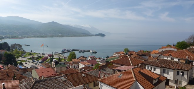 Ohrid view