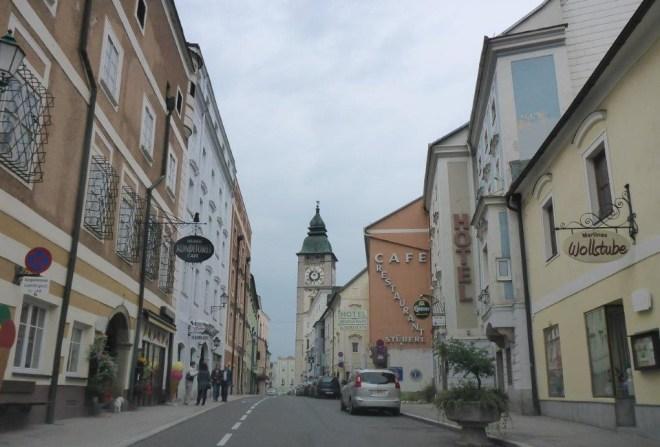 Enns, the oldest town in Austria