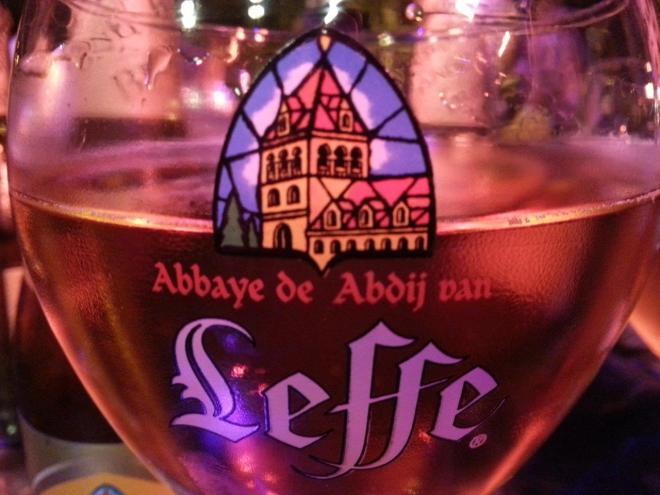 Leffe Belgian Beer