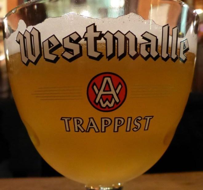 Westmalle Belgian Beer
