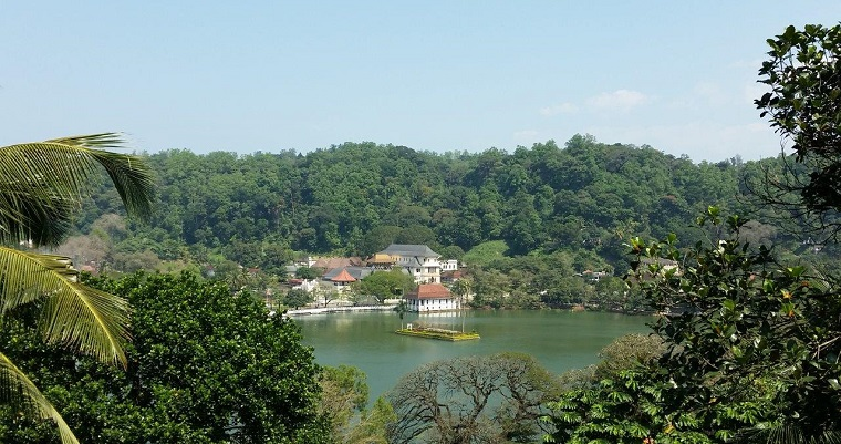 Kandy. Sweet and sour. And a bit bizarre!