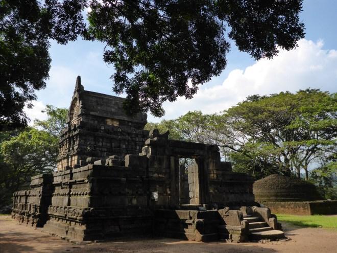 The Hindu Temple Nalanda Gedige