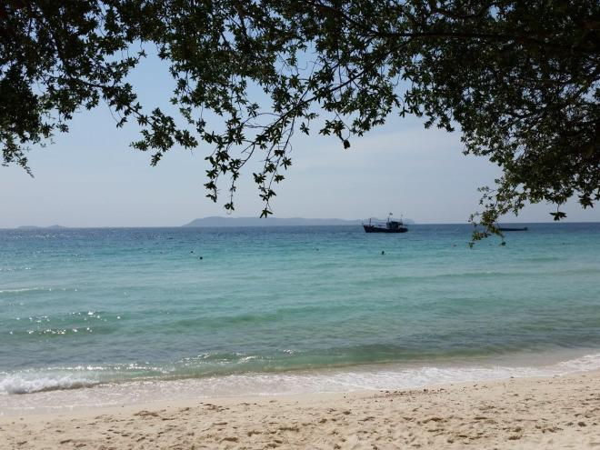 Tien Beach at Koh Larn