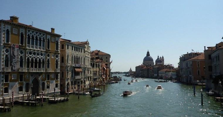 A daytrip to Venice from Rovinj