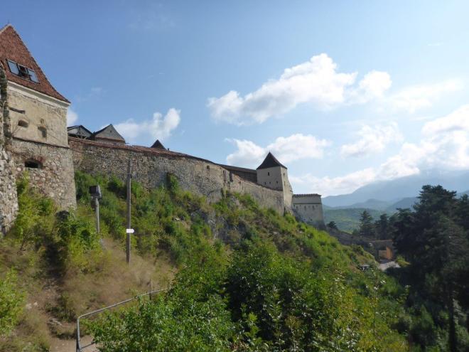Rasnov Citadel3