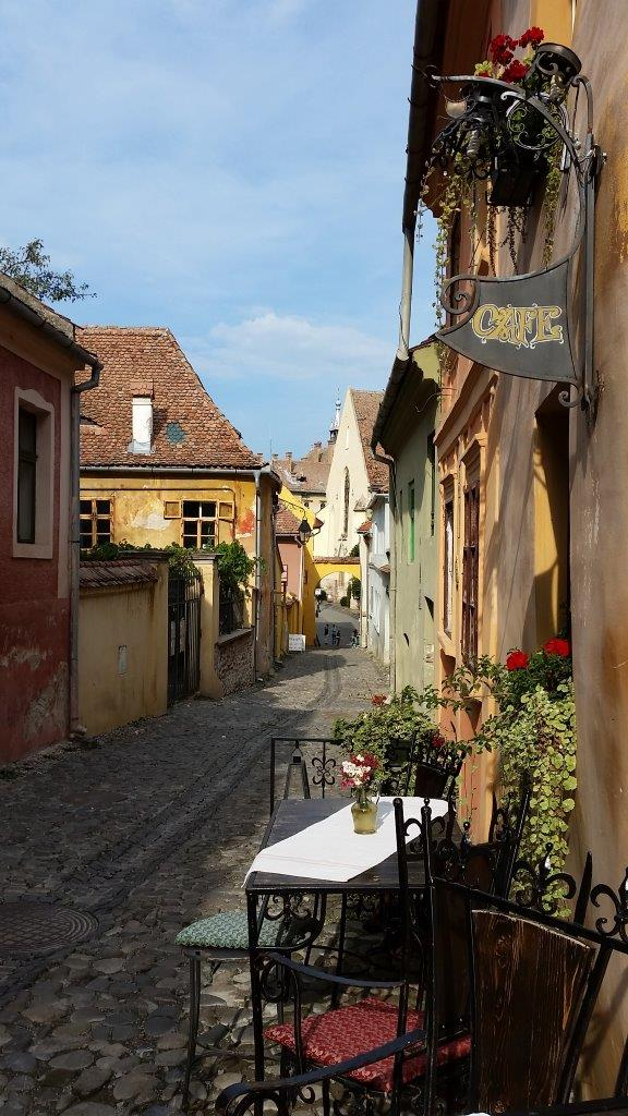 Sighisoara, Romania3