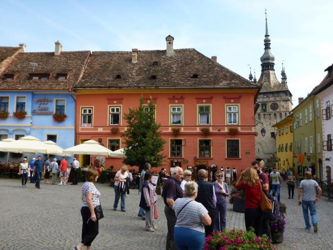 Sighisoara, Romania4