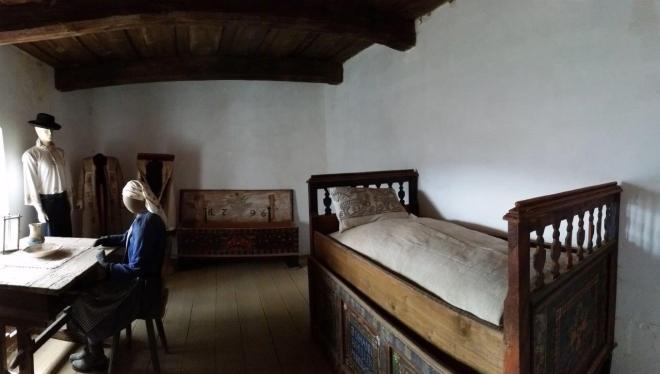 The devorce room in Biertan fortified church
