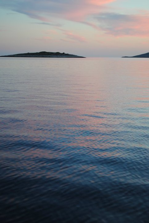 Another sunset, Kornati islands, Croatia