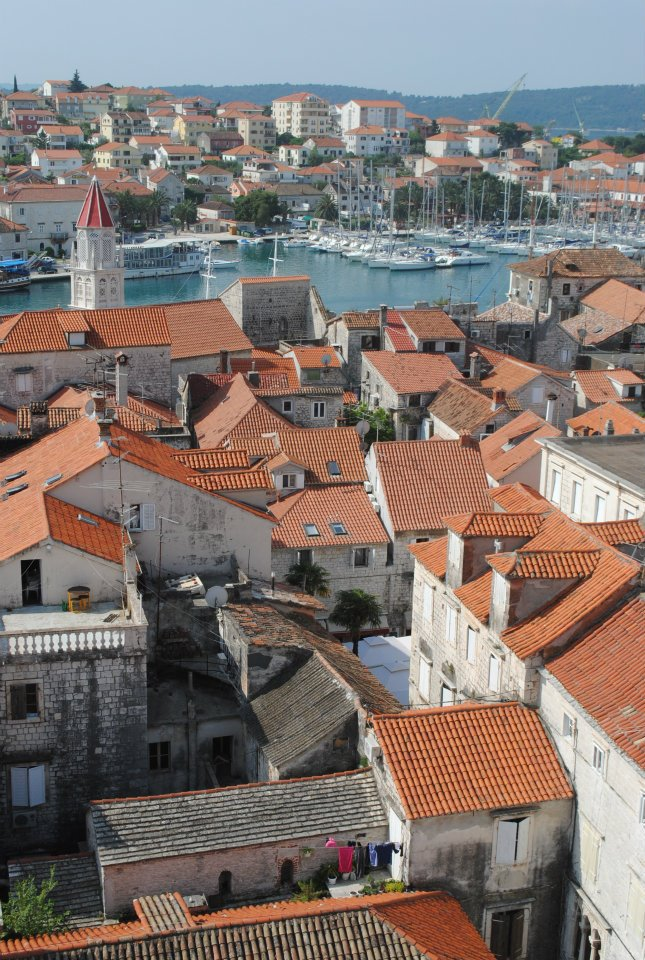 View of Trogir, Croatia