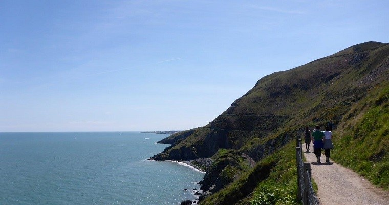 Daytrip from Dublin to Bray and Greystone