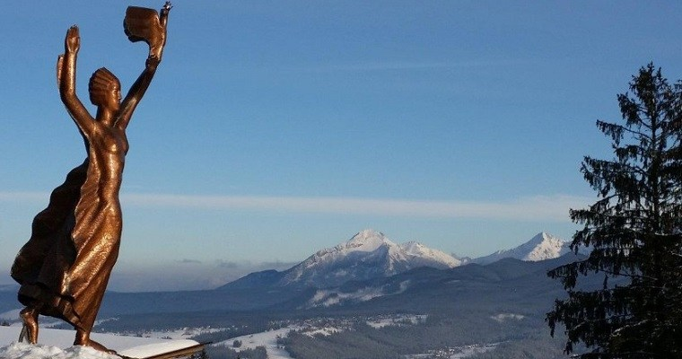 Ski. Hike. Eat. In Zakopane