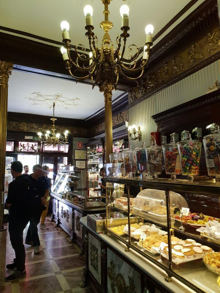 All the sweets you desire! Secret Food Tours Madrid, Spain
