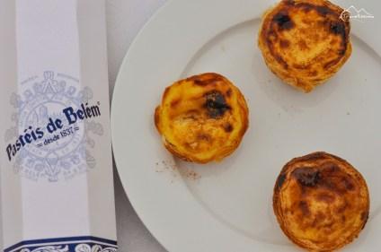 Pastel de Belem i pasteis de nata