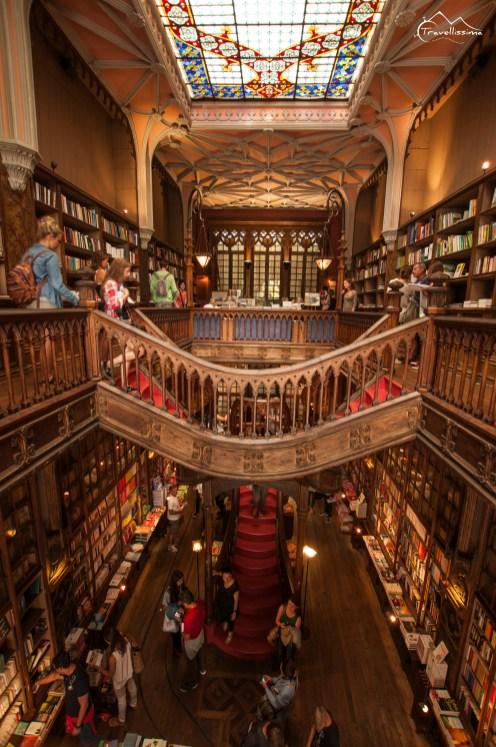 księgarnia Lello e Irmao, Porto