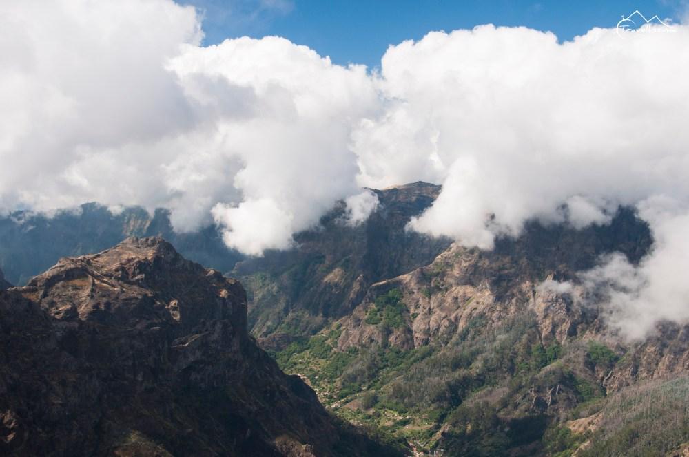 Szlaki górskie na Maderze podróż na Maderę z dziećmi rodziną