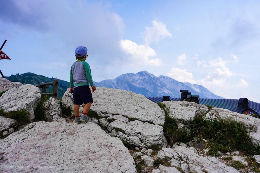 Monte Baldo, Włochy, Jezioro Garda