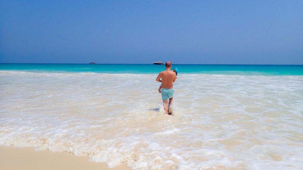 Rodzinne wakacje z Omanie z dzieckiem