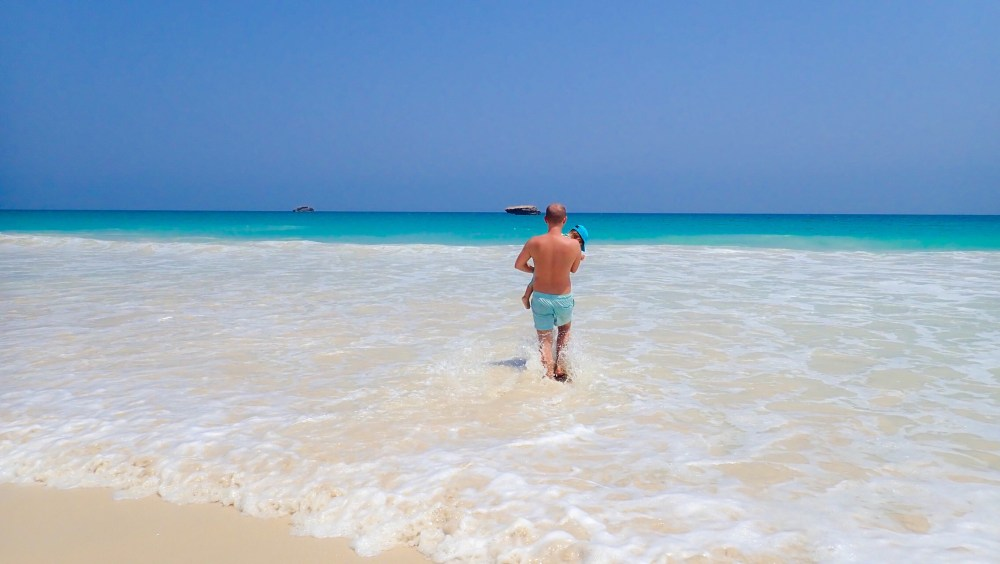 Plaża Fazayah Oman