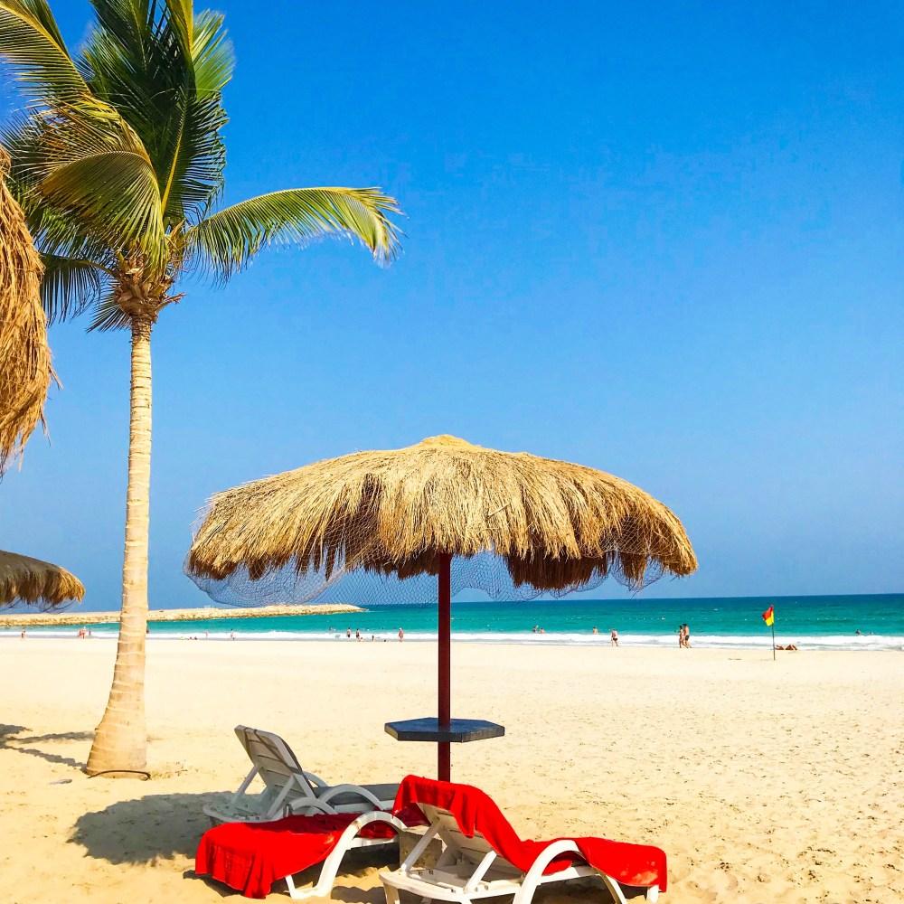 Plaża Oman Salala Rotana resort and Spa