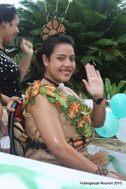 Beautiful tongan women