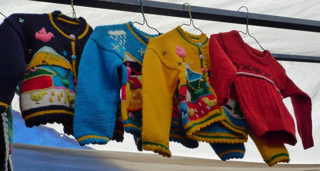 P1010280 Children's Sweaters