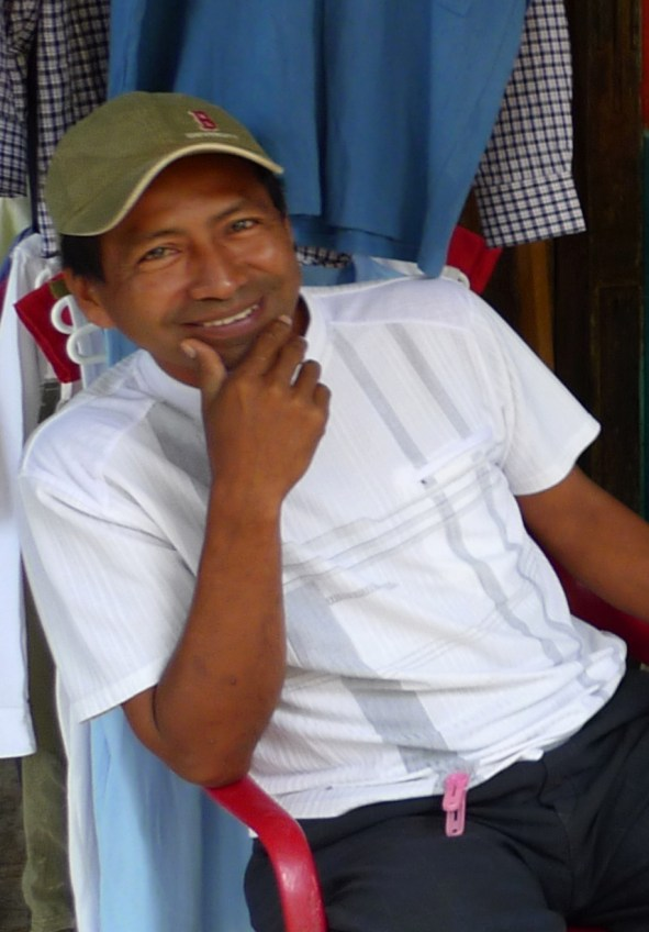 P1020310 Sweet Ecuadorian Smile