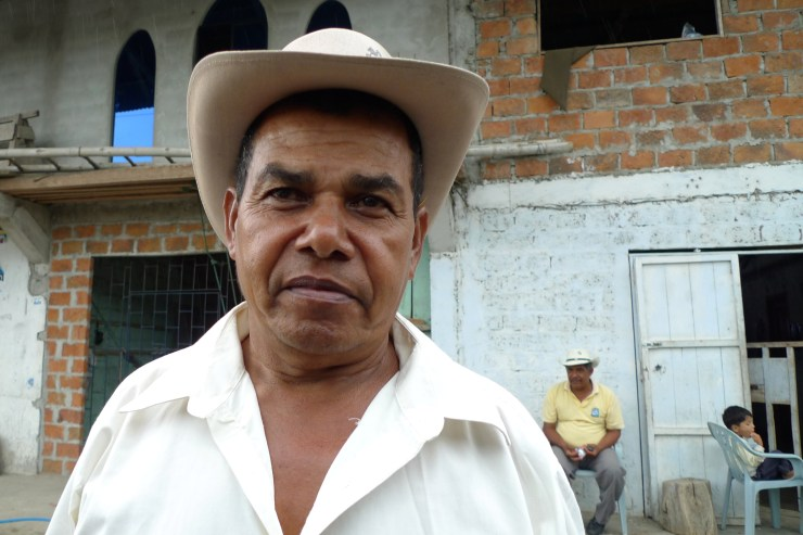P1020372 Ecuadorian Man