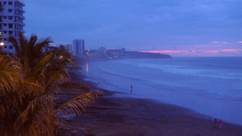 P1020502 Manta Sunset View