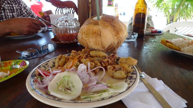 P1020844 Beach Food