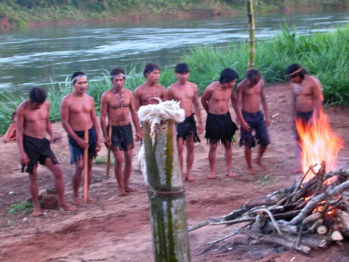 Argentina (565) Paraguay Guarana Indians