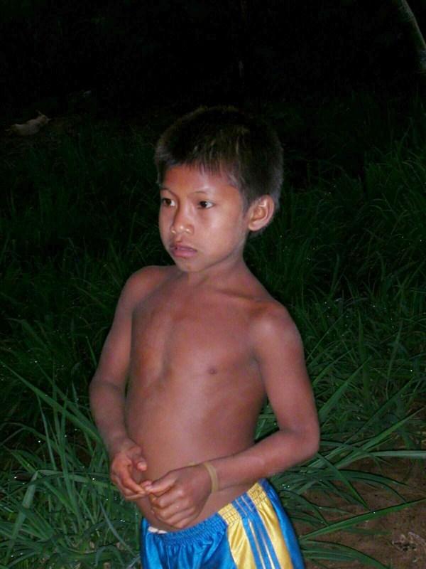 Argentina (571) Paraguay Guarana Indians